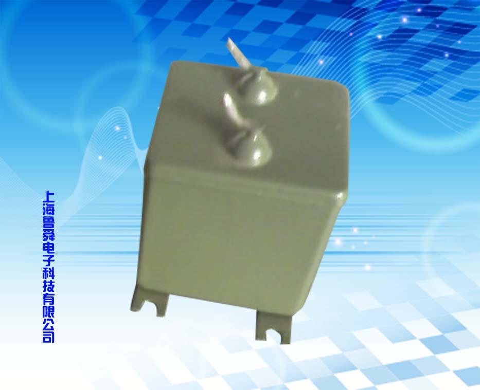 CJ40-2型立式密封金属化纸介电容器